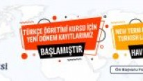 """""""Türkçe Öğretimi Kursu"""" için yeni dönem kayıtlarımız başlamıştır."""