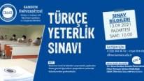 DİLMER Türkçe Yeterlik Sınavı